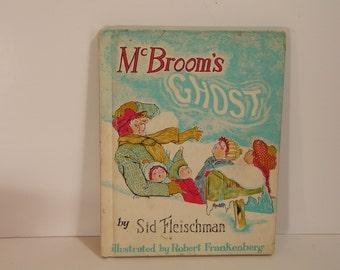 McBroom's Ghost Vintage Children's Book