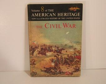 The Civil War Vintage Book