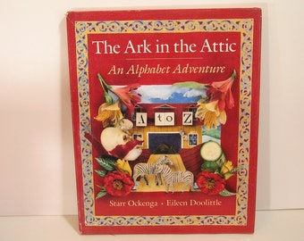 The Ark In The Attic Vintage Book