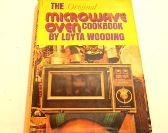 The Original Microwave Oven Cookbook