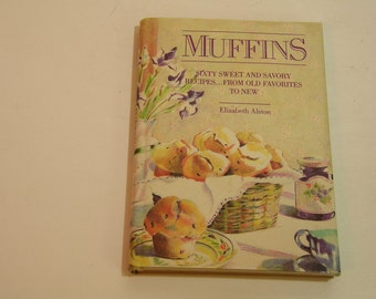 Muffins Vintage Cookbook