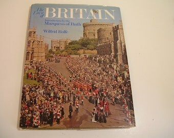The Love Of Britian Vintage Book