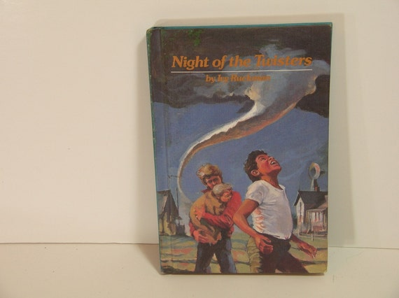 Items similar to Night Of The Twisters Vintage Childrens ...