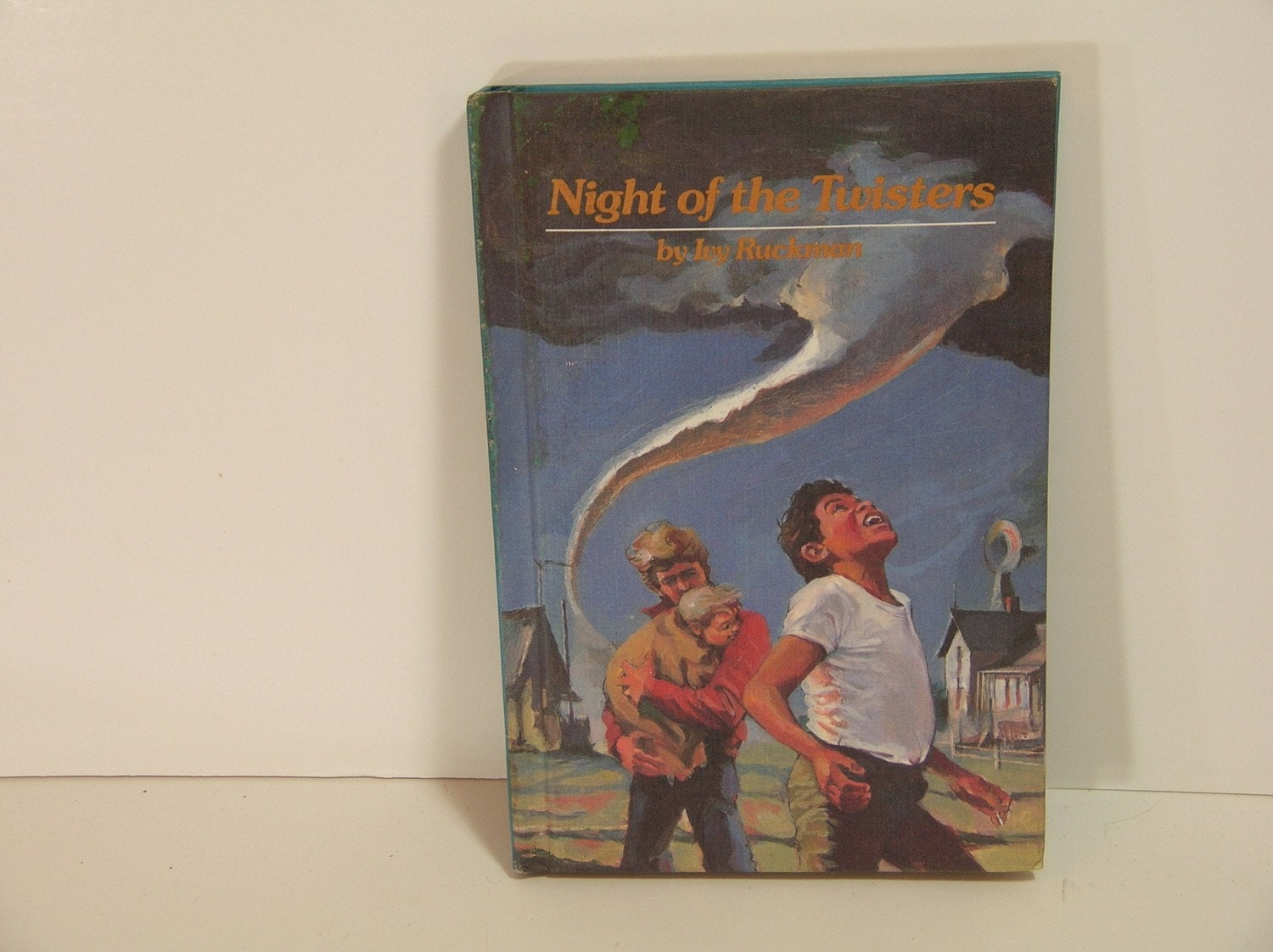 night of the twisters book review