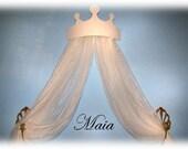 Bed Canopy Crown Tiara Fairy Princess Maia's Mini