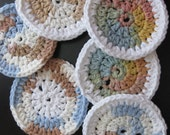 Netural Face Scrubbies - Set of 6
