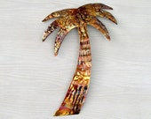 COPPER PALM TREE