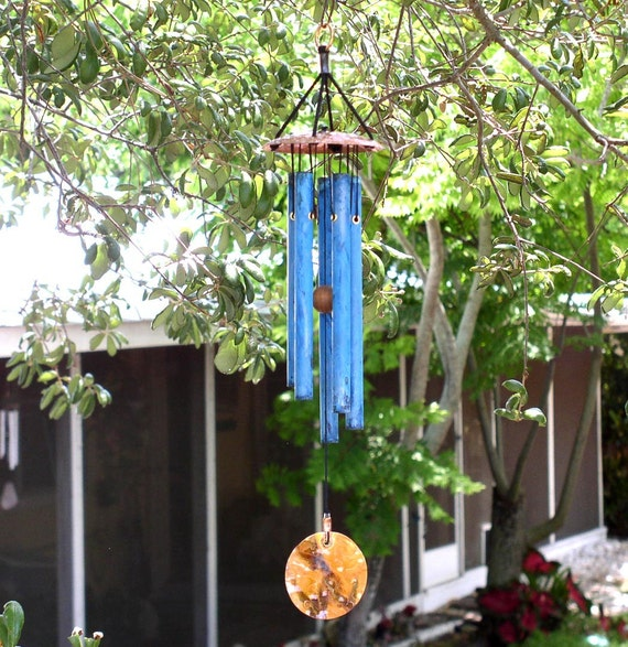 LITTLE SPIRIT Wind Chime with copper top