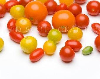 Tomatoes  (Photography)