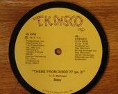 Disco Coaster