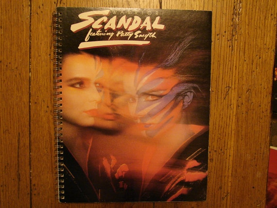 Patty Smyth Spiral Notebook