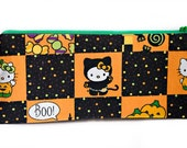Hello Kitty Halloween - Large zip pouch