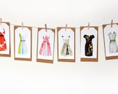 8 Anthropologie-Inspired Gift Tags