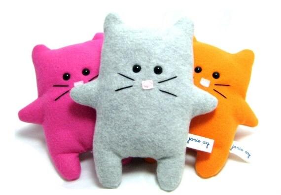 Ramses - Cat Plushie