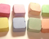 Sidewalk Chalk Cubes-Assorted Colors