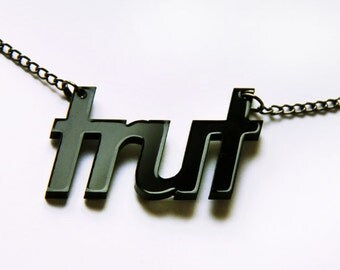 TRUT necklace