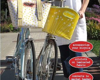 Ilsa Handlebar Basket Pattern