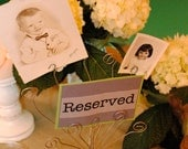 Wedding/Shower Signs