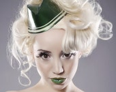 Military Style Latex Hat