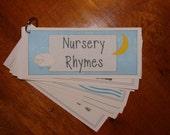 Nursery Rhymes Ring (PDF Format)