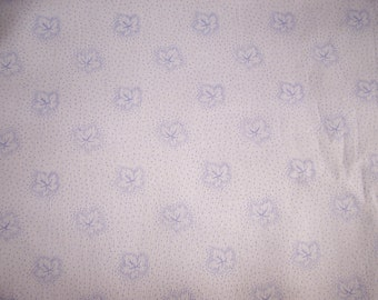 LAVENDAR in the SPRING - Dressweight or Quilting Fabric   -   9.75 Yards    - 36.00 Total or 4.00 Yard