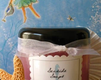 Lavender Sea Salt Scrub