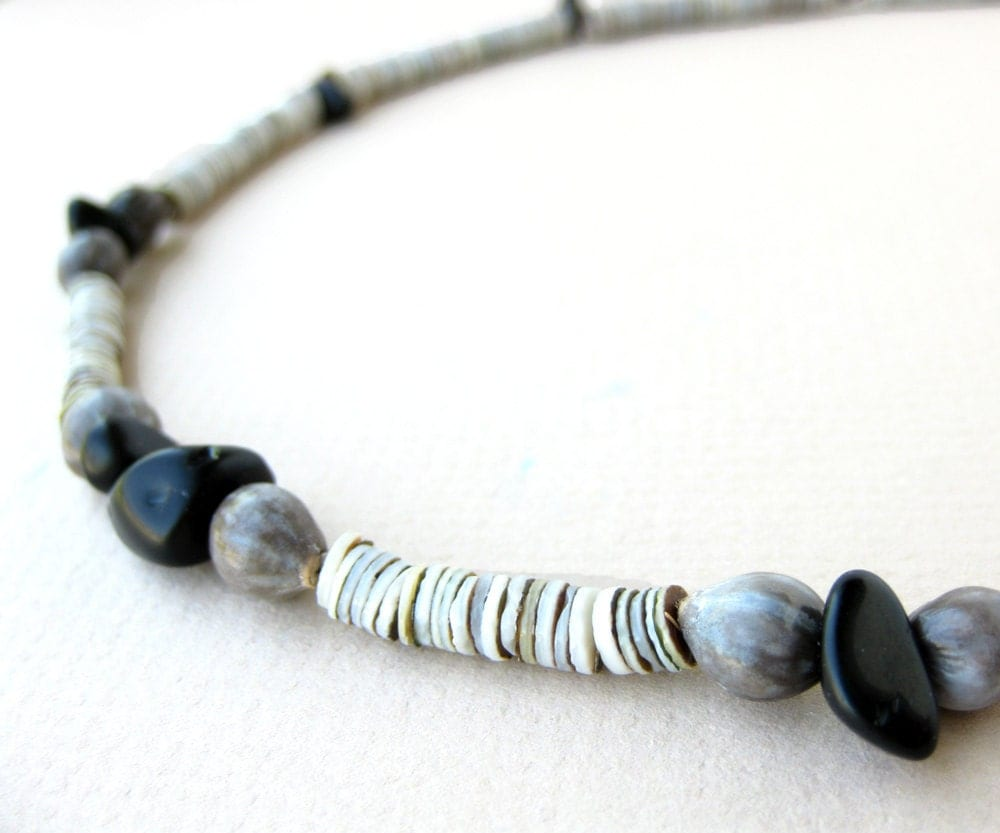Men's Shell Necklace