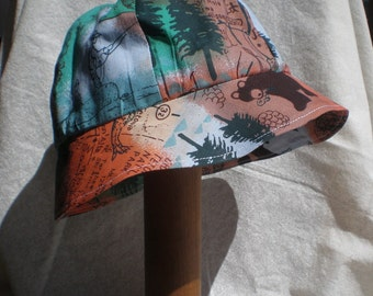 Great Outdoors Bucket Hat (large)