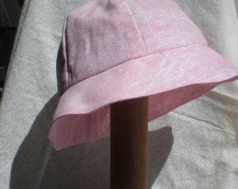 Pink Bucket Hat (large)