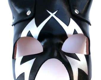 Zeus Version 2 Leather Mask