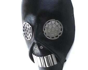 Death Squad 2 Leather Mask