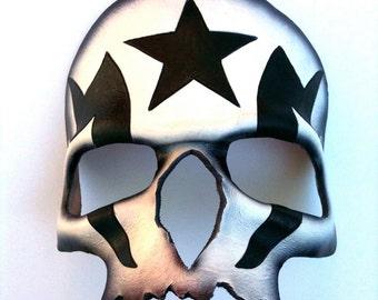Deth Starr Leather Mask