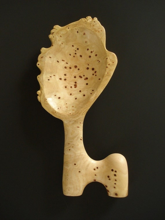 TROJAN hand carved wooden spoon by Spoontaneous, wood spoon, wood carving, art spoons, spoon, carved spoon, carved wooden spoon