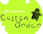 Custom Order on 15 Scrabble Tile Pendants Animals\/Pets