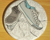 Converse Pocket Mirror