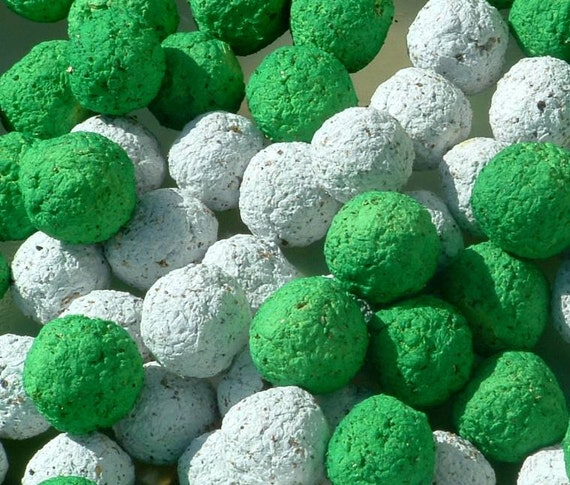 reserved for Savannah-seed bombs green eco friendly wedding favors recycled paper - 400