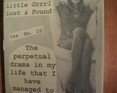 Little Grrrl Lost and Found Issue 10