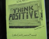 Little Grrrl Lost & Found 14-Positivity Can Change The World As You Know It