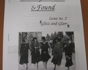 Little Grrrl Lost and Found Issue No. 2