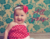 Sweet Baby Babydoll Top/Dress PDF Pattern Tutorial, Baby, Toddler Girl newborn to 4T