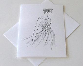 Bride Note Card Set