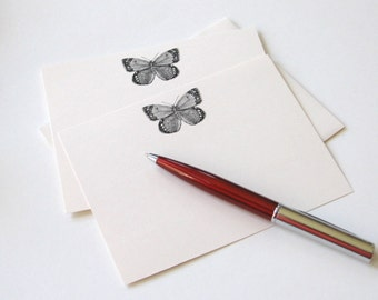 Butterfly Note Cards - Set of 12