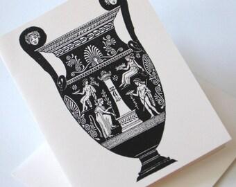 Greek Vase Notecards - Set of 10