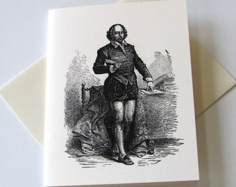 Shakespeare Notecards