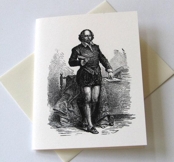 Shakespeare Notecards