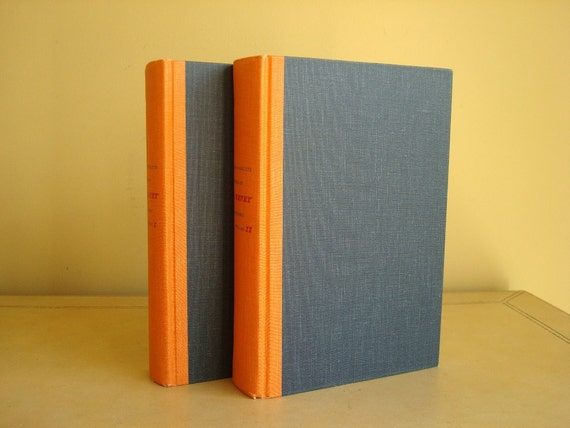 Complete Works of O. Henry, two volumes, Doubleday 1953
