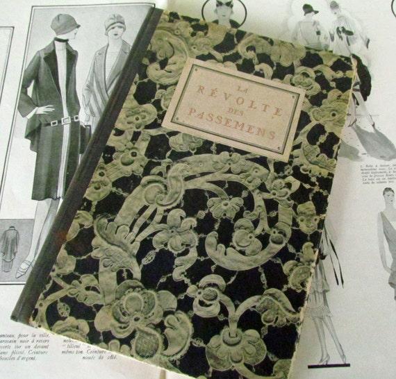 Rare Book - La Revolte Des Passemens - Regarding 1660 French prohibition on use of lace