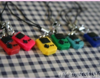 Game Boy Color Charm