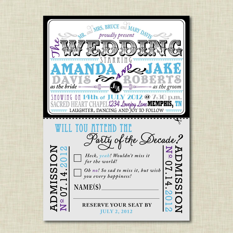 Wortlaut Wedding Rsvp