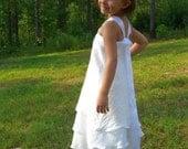 GypsyGirls Wedding Jr.Attendant Dress